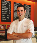 Chef Talk with Chris Dodds