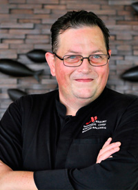 Chef Bastian Ballweg