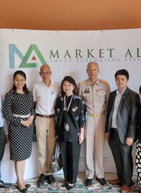 Grand Opening: Market All – Smart Purchasing System