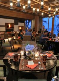 Exclusive dinner @Renaissance Phuket Resort & Spa