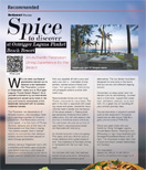 Spice to discover at outrigger Laguna Phuket Beach Resort