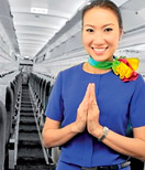 "Bangkok Airways  ""Asia's Boutique Airline"""