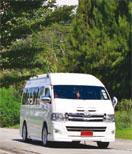 Minibus & Driver Rentel