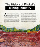 The History of Phuket's Tin Mining Industry
