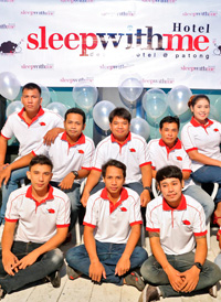 Sleep With Me's Staff Party 2017