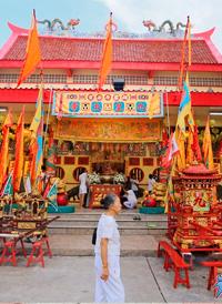Bangneaw Shrine