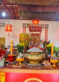 Tee Kong Tua Shrine