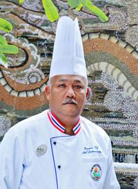 Chef Adul Rattanasuwan
