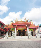 Top 5 Chinese Temples and Shrines