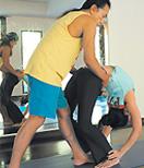 Ashtanga Yoga with Ken Harakuma