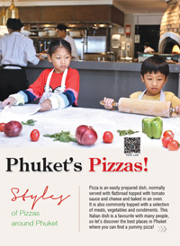 Phuket's Pizzas!
