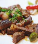 Sanuki Olive Beef event