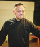Celebrity Chef Eddy Leung