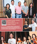 Charn Issara Group held a press conference