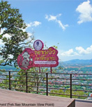 Phuket Attractive Place - Khao toh sae view point in Phuket town
