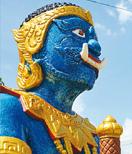 Wat Suwan Khirikhet (Wat Karon)